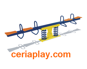 CF 4-seater Seesaw