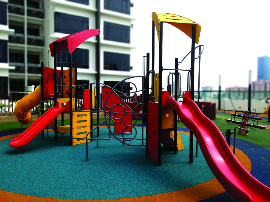 Ceria Playground And Fitness Equipment 27