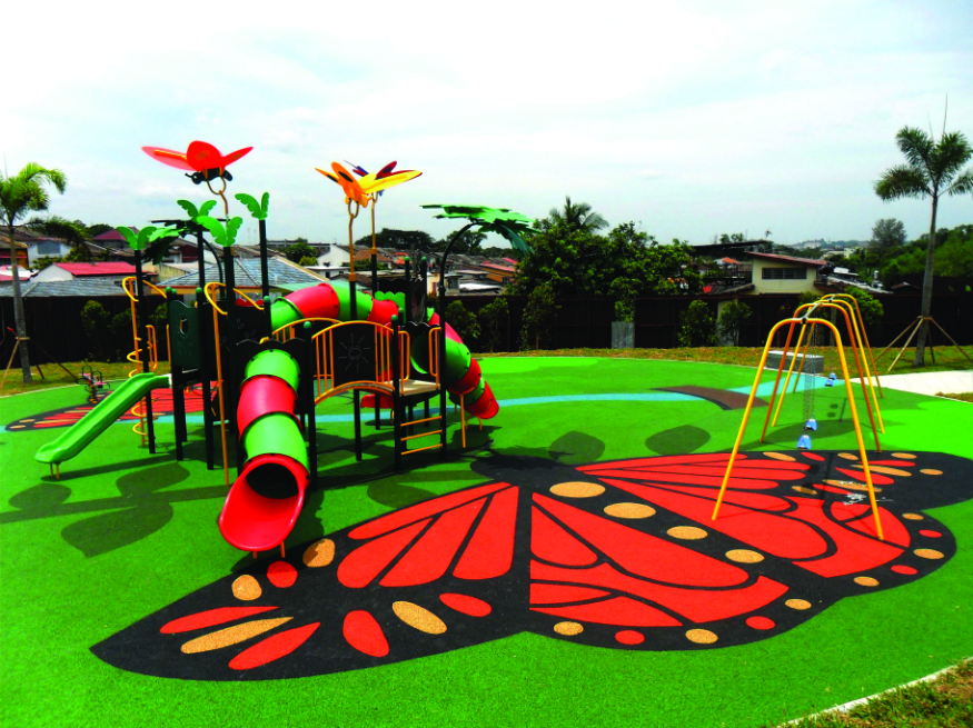 Ceria Playground And Fitness Equipment 26
