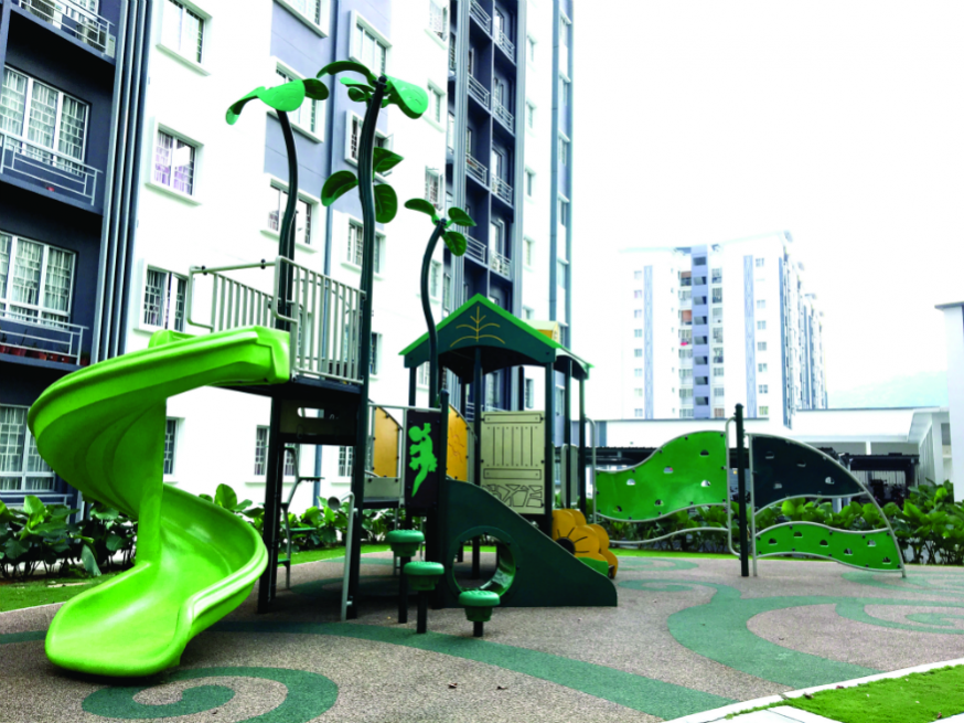 Ceria Playground And Fitness Equipment 17