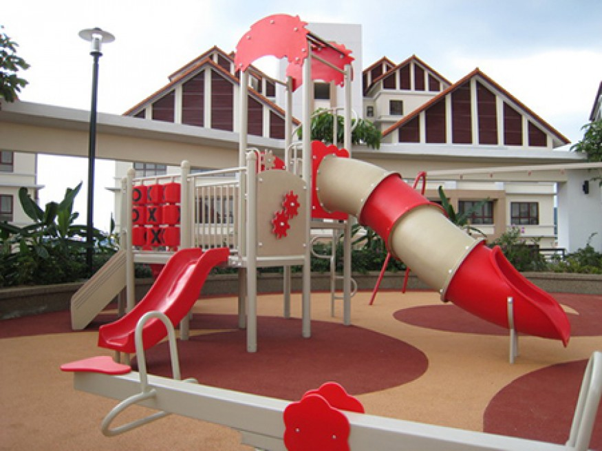 Ceria Playground And Fitness Equipment 10