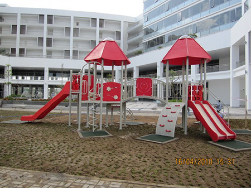 Ceria Playground And Fitness Equipment 14