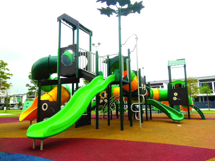 Ceria Playground And Fitness Equipment 38