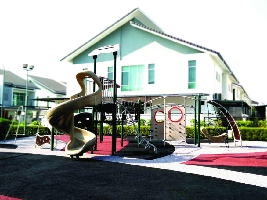 Ceria Playground And Fitness Equipment 36