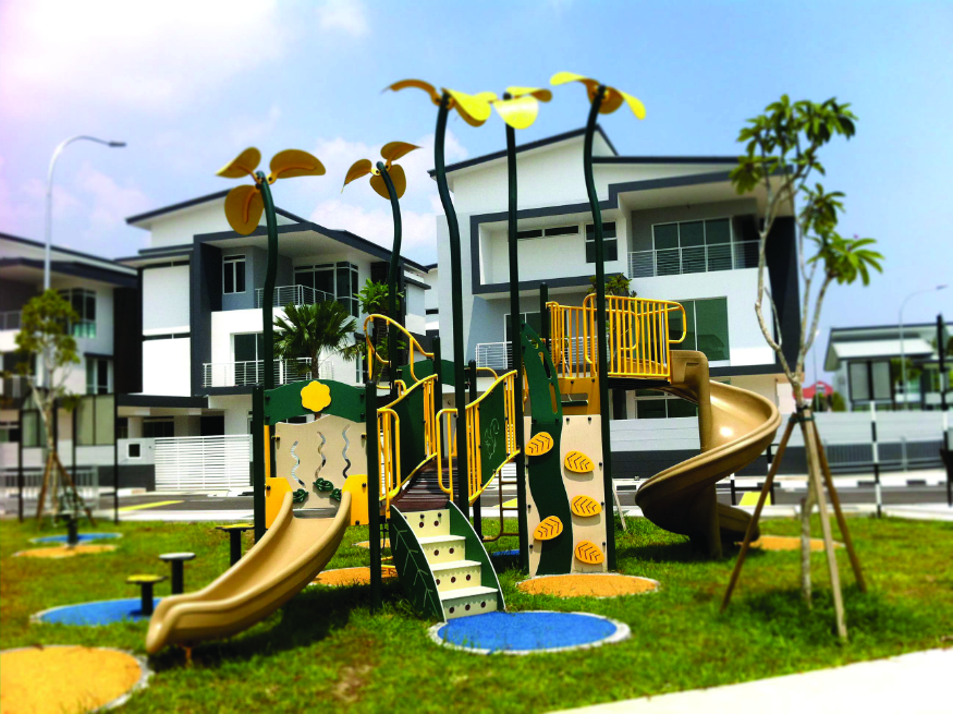 Ceria Playground And Fitness Equipment 19
