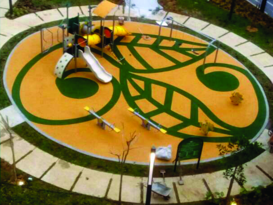 Ceria Playground And Fitness Equipment 35