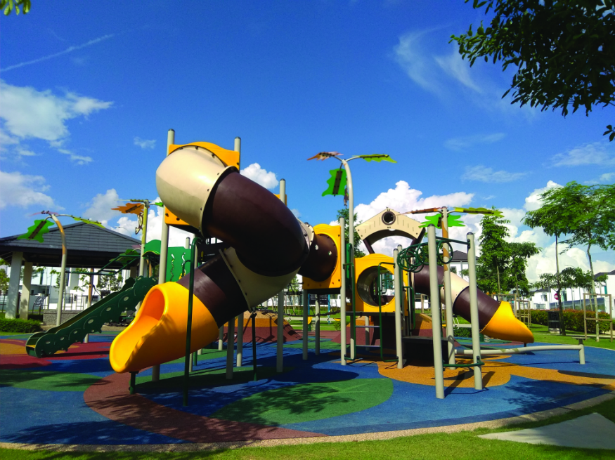 Ceria Playground And Fitness Equipment 33