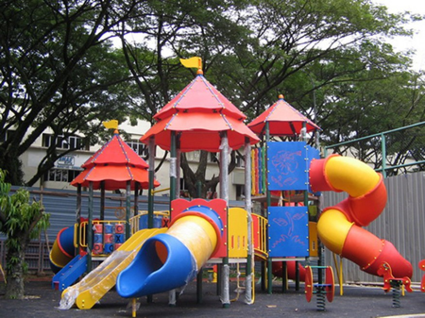 Ceria Playground And Fitness Equipment 9