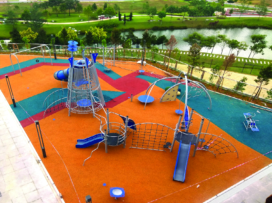 Ceria Playground And Fitness Equipment 18